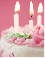 Happy Birthday to youuuu....happy birthday to youuuuu....
