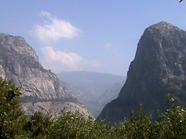 Hetch Hetchy Resevoir