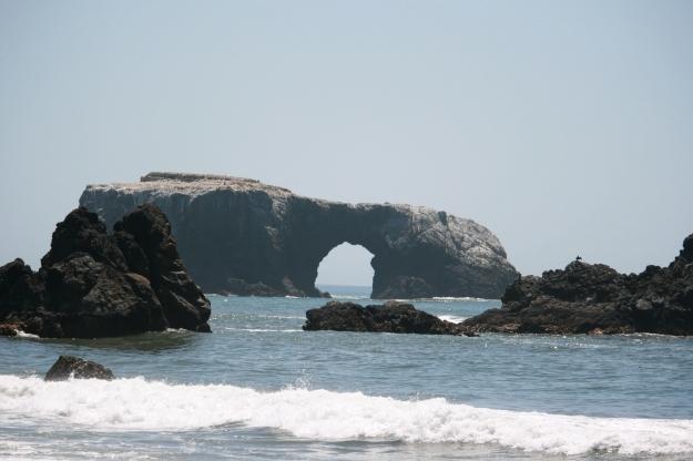 Blind Beach at Goat Rock