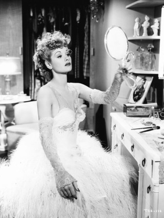"Lucille Ball famously said: ""I'm not funny.  I'm brave."" I think Ginger would say the same thing."