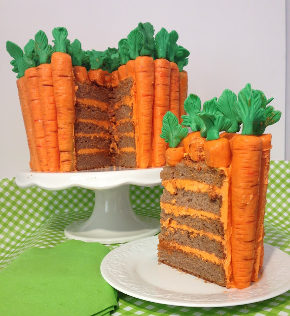 How To Make A Carrot Cake For A Horse